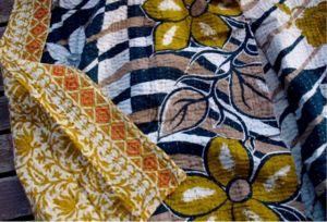 Sari quilt (Tribes & Nations)