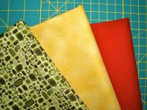 Fabrics for 'Crooked Path'