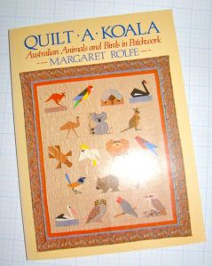 Margaret Rolfe 'Quilt-a-Koala