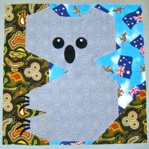 Koala block.