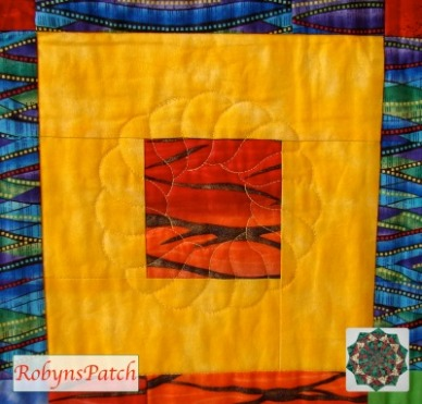 'Lachlan's Quilt' by RobynsPatch